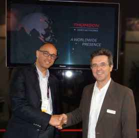 Marc Judor,  Jünger Audio & Claude Perron, Thomson Video Networks