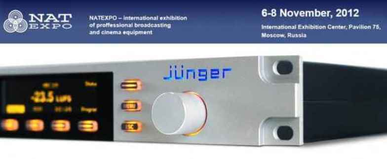 Jünger at NATEXPO 2012