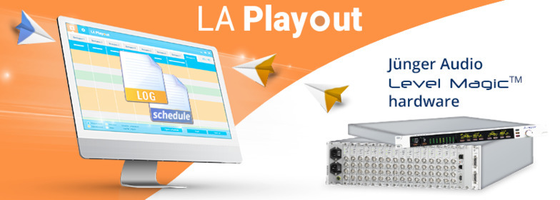 Tecom La Playout Graphic